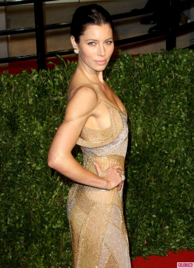 Jessica Biel - Hollywood's Most Toned Arms