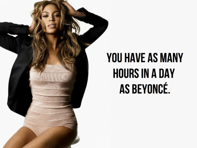 Beyonce Has 24 Hours