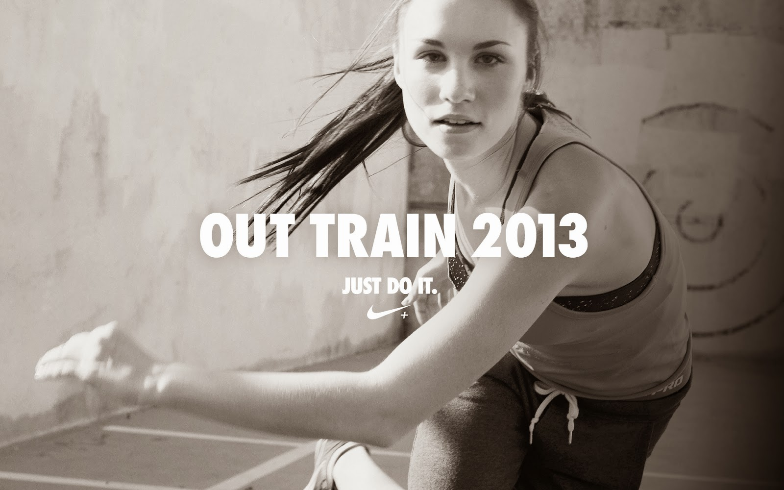 Nike Training Club Out Train 2013
