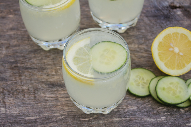 Cucumber-Lemonade-Drink