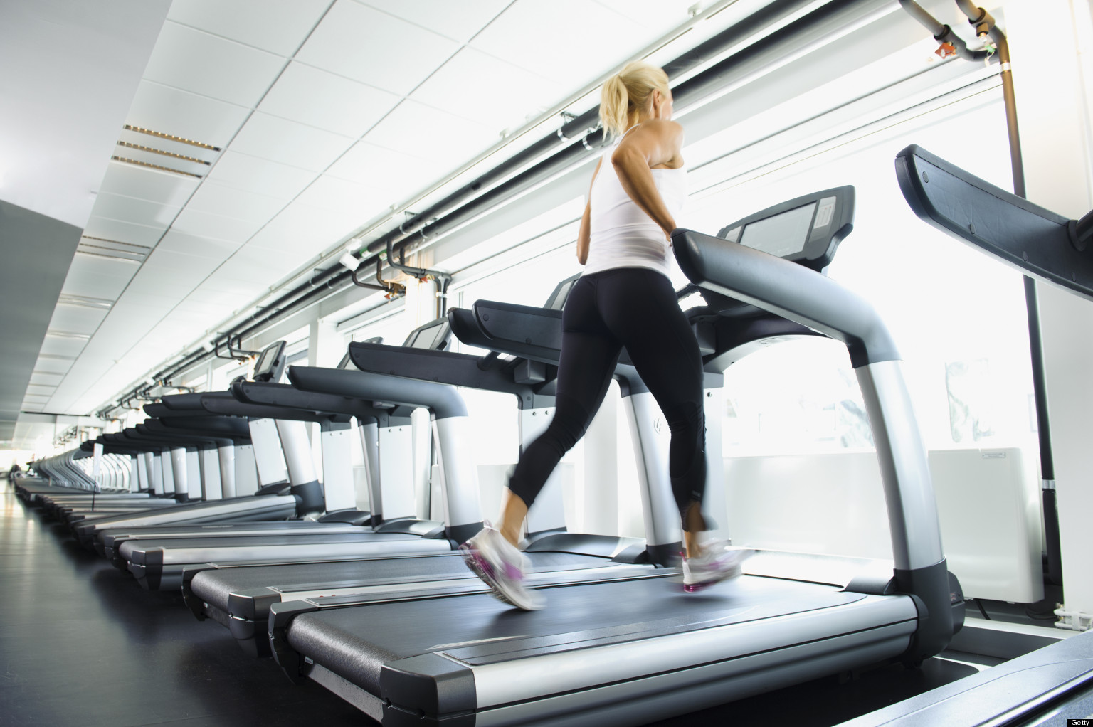 Work Off The Weekend: Treadmill HIIT Workout » The Four ...