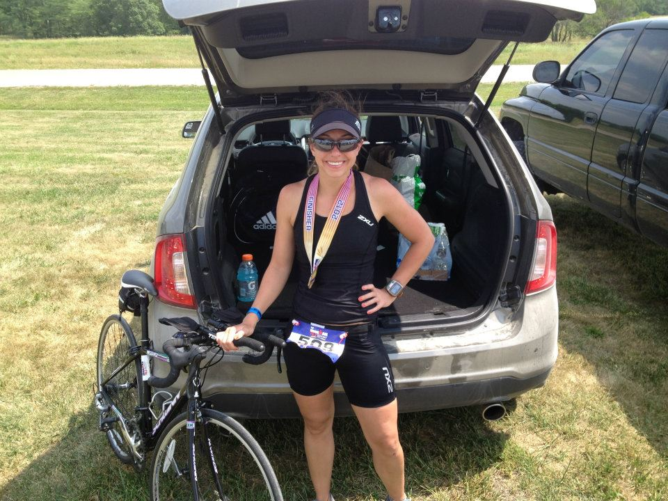 Half Ironman Triathlon
