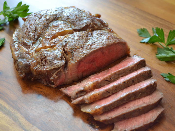 Steakhouse Steaks at home