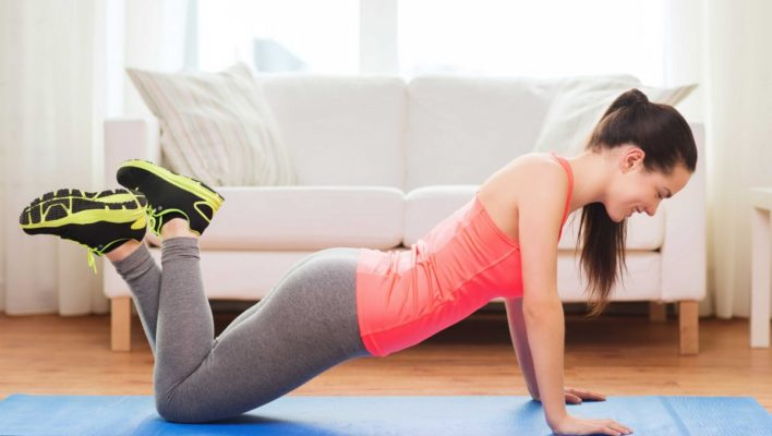 Bodyweight At-Home HIIT Circuit