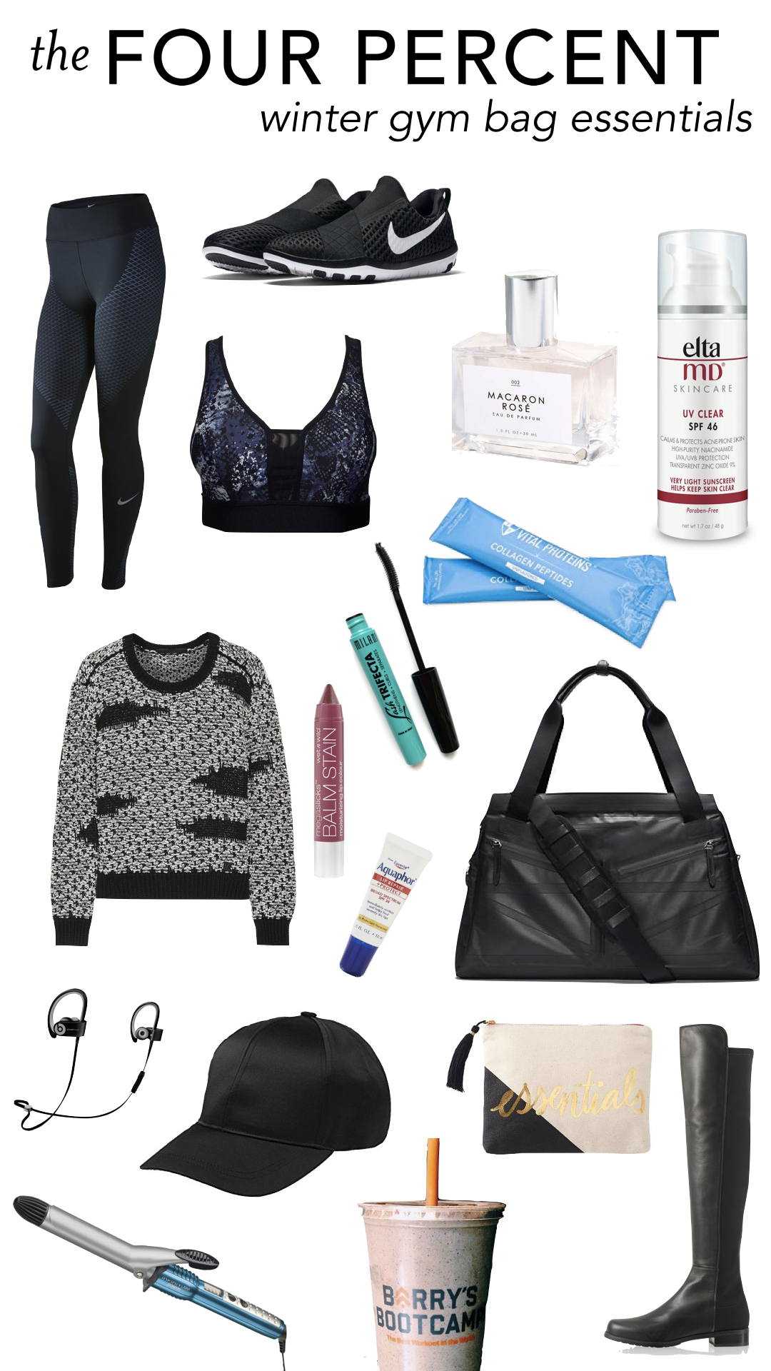 winter-gym-bag-essentials
