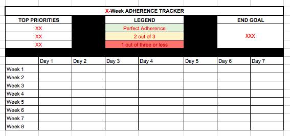 Adherence Tracker